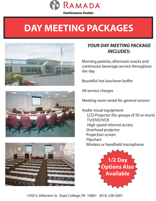 Day Meeting Package