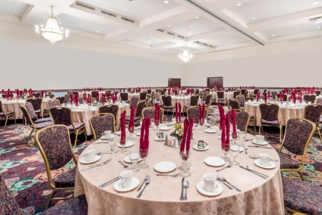 Welcome To Ramada Hotel & Conference Center State College - Ballroom