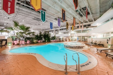 Welcome To Ramada Hotel & Conference Center State College - Year-Round Indoor Pool