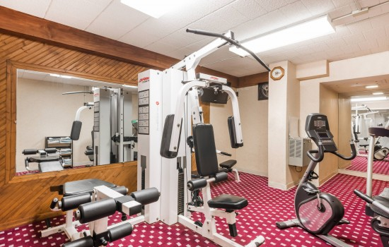 Welcome To Ramada Hotel & Conference Center State College - Fitness Center